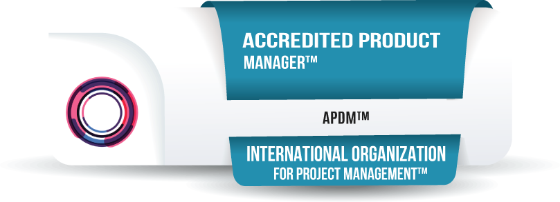 Accredited Product Manager Certification™ (APDM™)