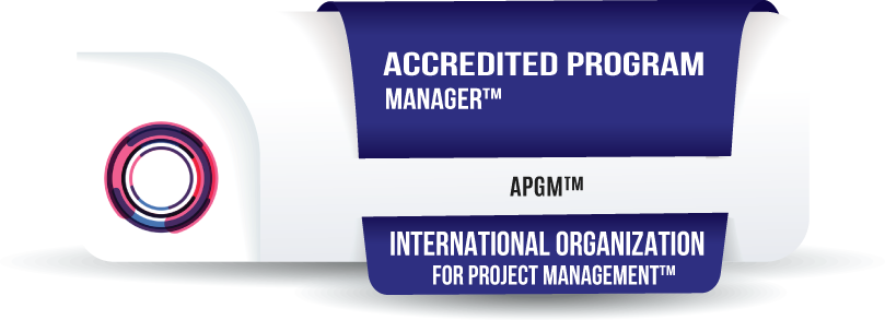 Accredited Program Manager Certification™ (APGM™)