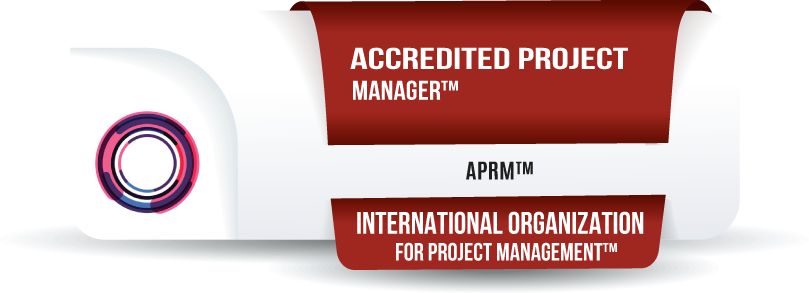 Accredited Project Manager Certification™ (APRM™)
