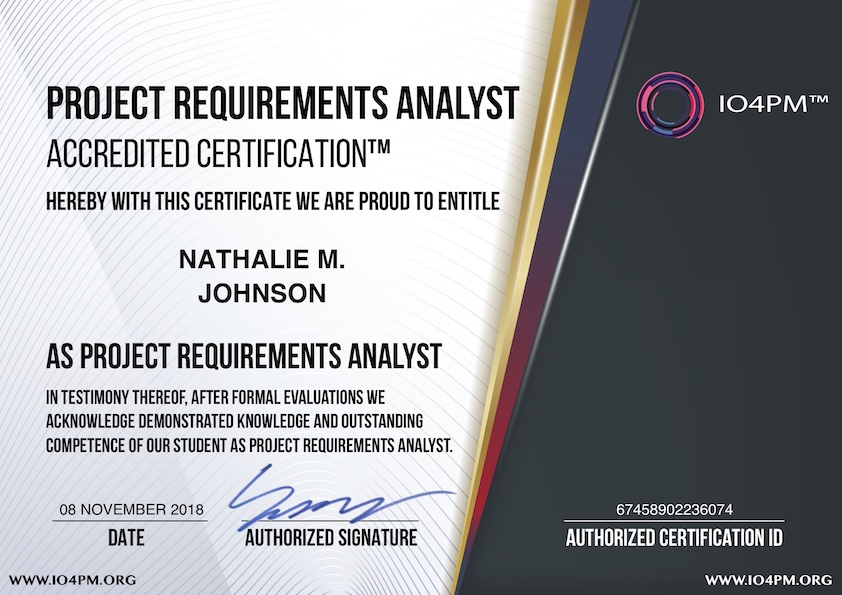 What Is Usd 49 Business Analyst Project Requirements Analyst